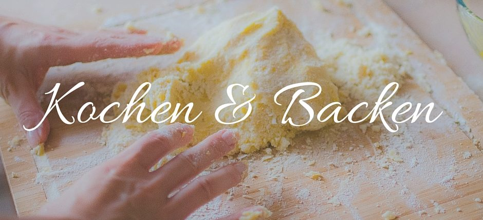 Kochideen backideen f r gl cksmomente in der k che for Backen und kochen